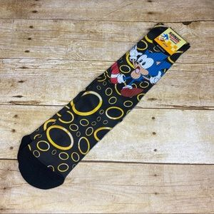 NWT Sonic Socks made for Loot Crate